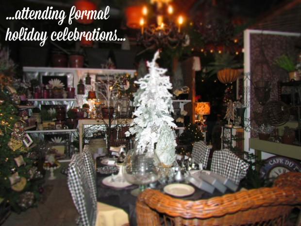 Formal Setting