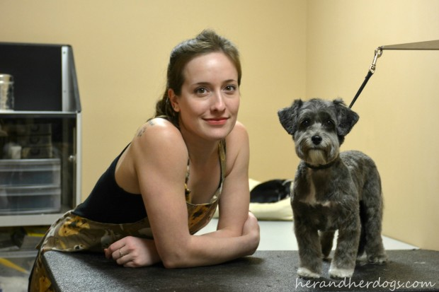 Candice & Reese at Groomingdales - Pet Valu (Sutton, Ontario)
