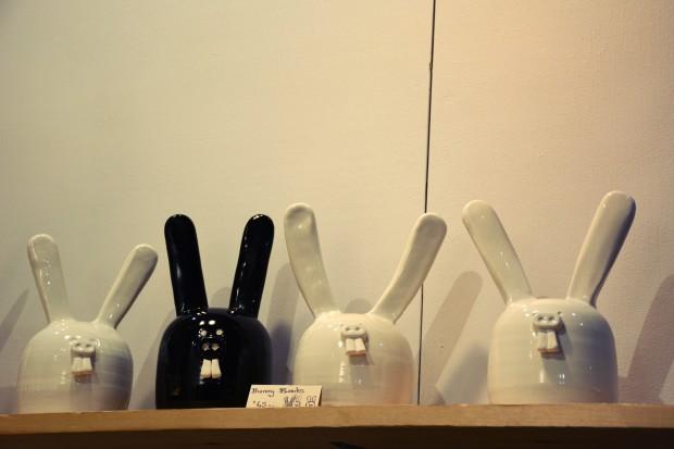 bunny banks
