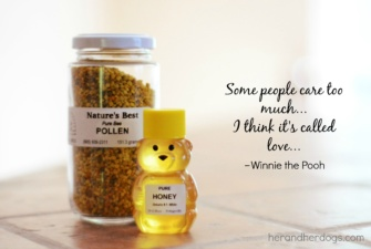 HONEY – NOT JUST FOR POOH
