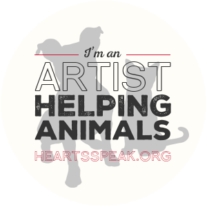 I'm An Artist Helping Animals