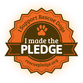 I Support Rescue Dogs